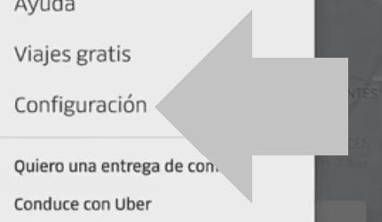 elige configuracion