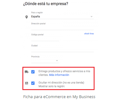 eliminar ficha google my busines